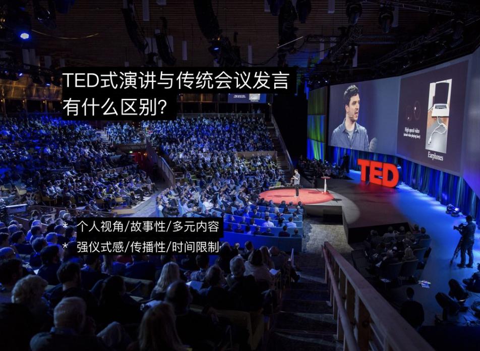 如何做一场TED式的演讲